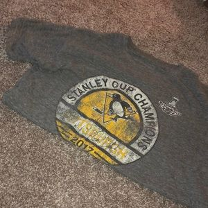 Pittsburgh penguins Stanley cup tee